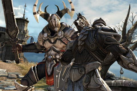 Infinity Blade to get a free update with new weapons next week