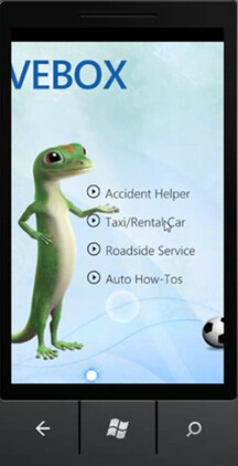 GEICO implements WP7 with customers and employees