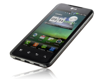 LG introduces the speedy LG Optimus 2X, the first handset with a double-core processor