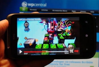 The Marketplace hits 4000 apps, HTC outs its own WP7 YouTube client