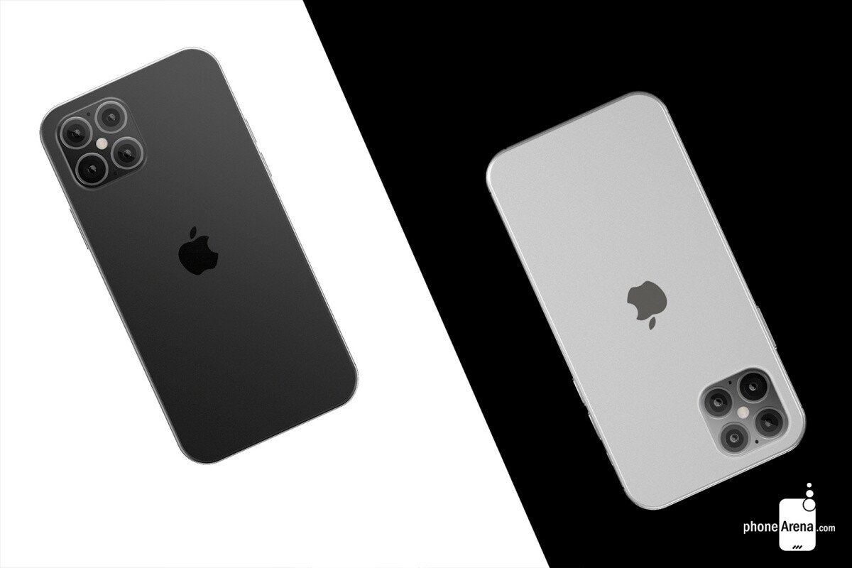 Concept iPhone 12 renders - Fret not, Apple is still expected to stick to a 'normal' iPhone 12 release schedule... for now
