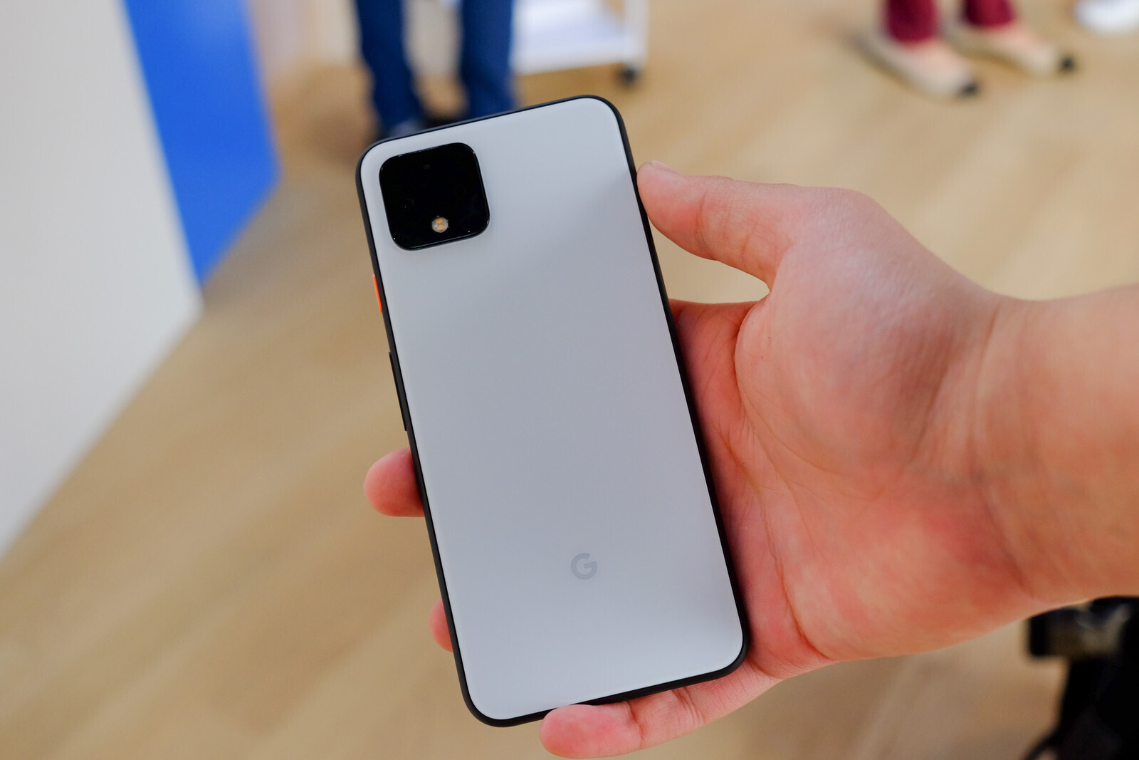 The official prototype of Google Pixel 5 XL leaked online