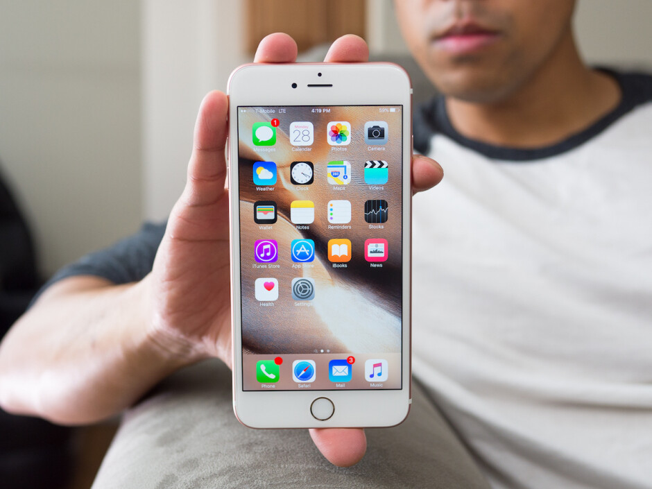 iPhone 6s Plus - Apple iPhone history: the evolution of the smartphone that started it all