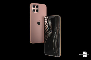 Render of the Apple iPhone 12 Pro Max - Read why Apple is using its own design for a very important 5G iPhone component