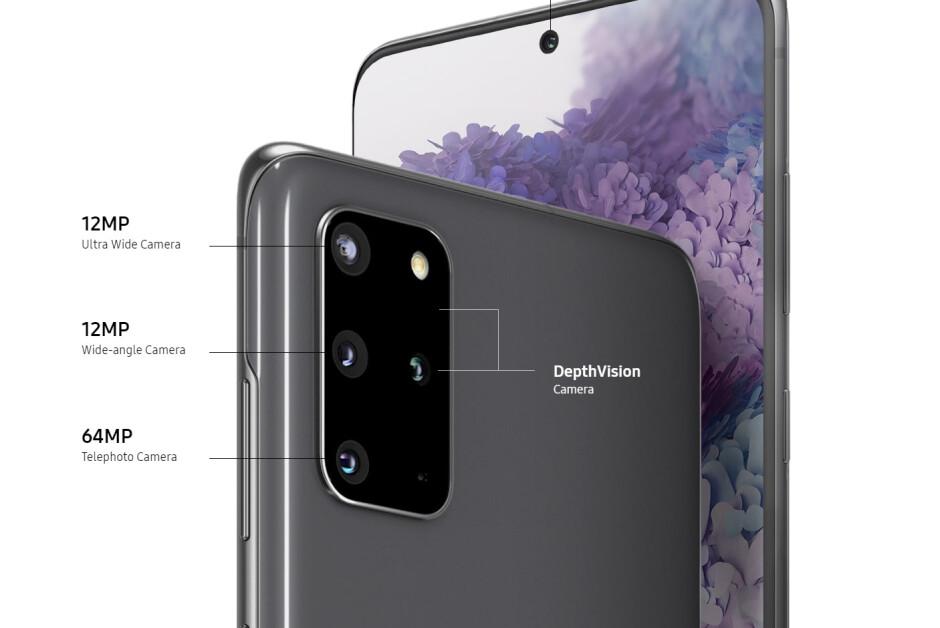 Deception: the Galaxy S20's telephoto camera is not really a telephoto camera