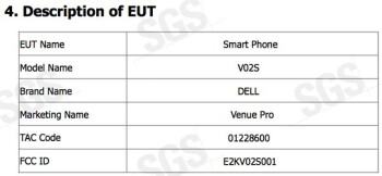 Dell Venue Pro might be heading to the premier WP7 carrier AT&T as well