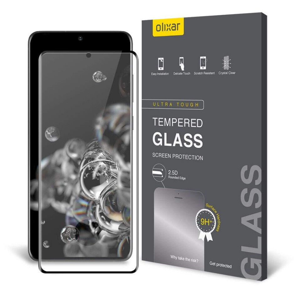 The best Samsung Galaxy S20, Plus and Ultra glass and film screen protectors