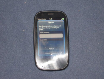 Verizon Palm Pre 2 shows up on eBay, release date still unknown