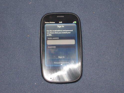 Verizon Palm Pre 2 shows up on eBay, release date still unknown