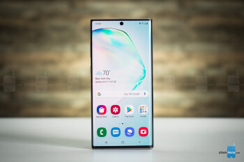 The basic model of last year's Galaxy Note 10 came equipped with 256GB of storage - Samsung will reportedly equip base Galaxy Note 20 handsets with 128GB of storage