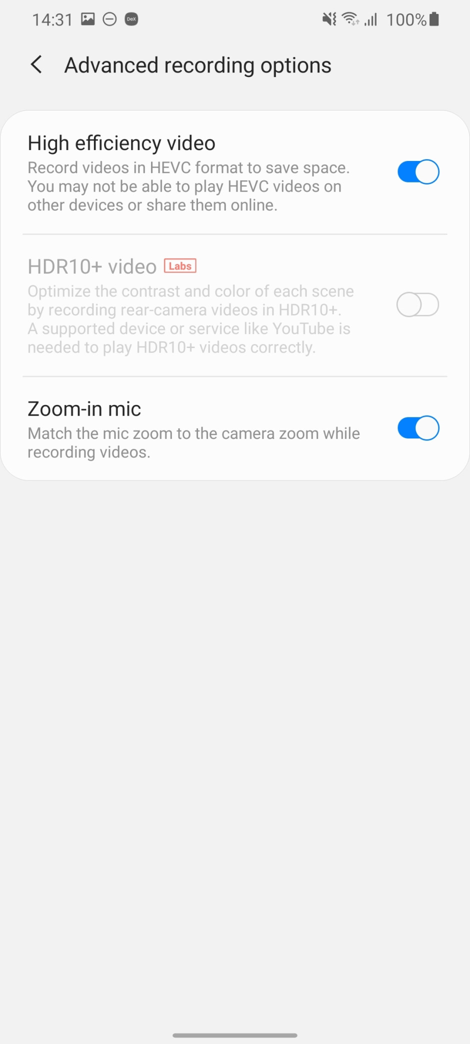 How to enable HEVC video recording on the Galaxy S20 - Samsung Galaxy S20, S20 Plus, S20 Ultra camera tips & tricks: How to make the most out of it