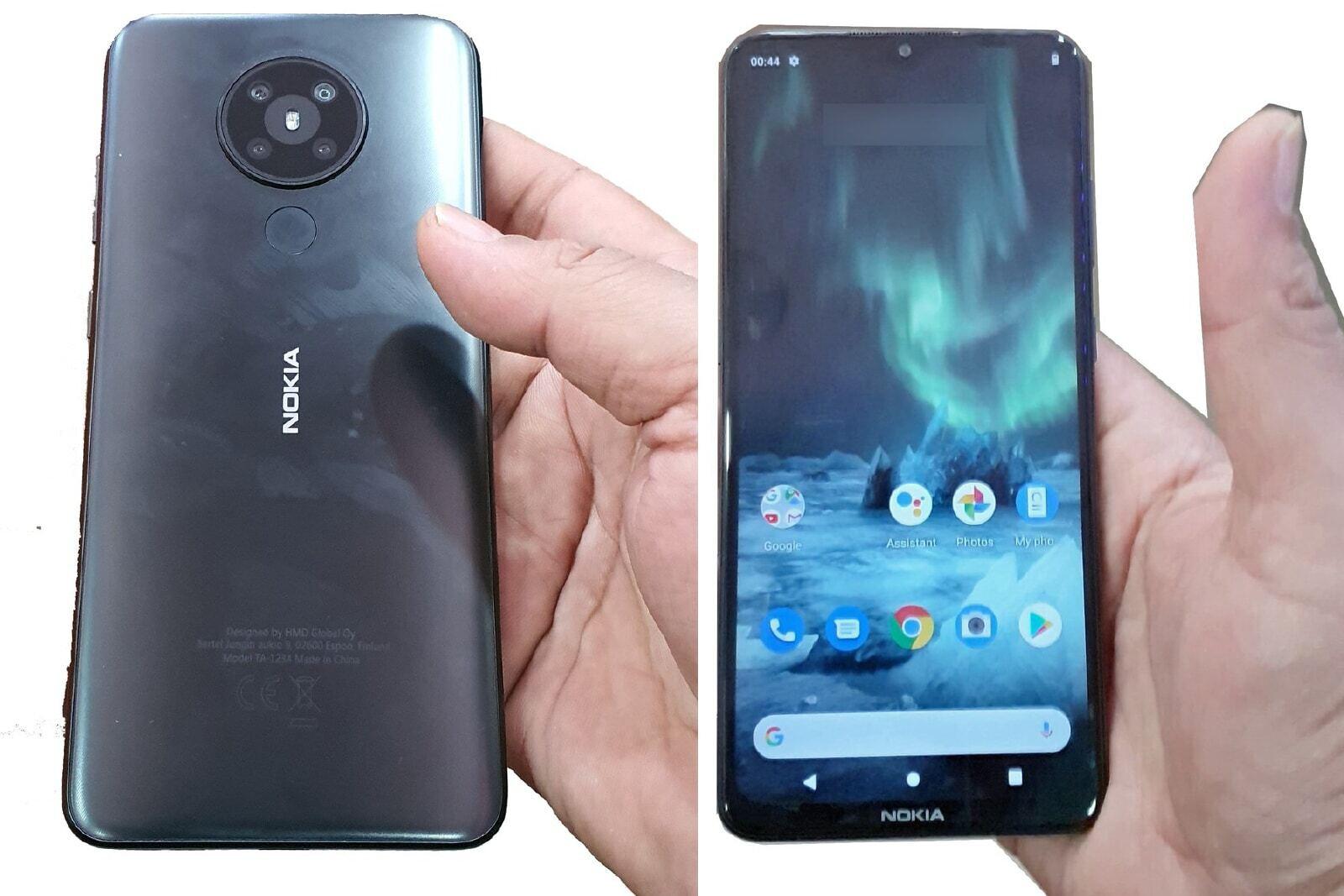 Nokia 5.3.. تسريب مواصفات هاتف نوكيا القادم