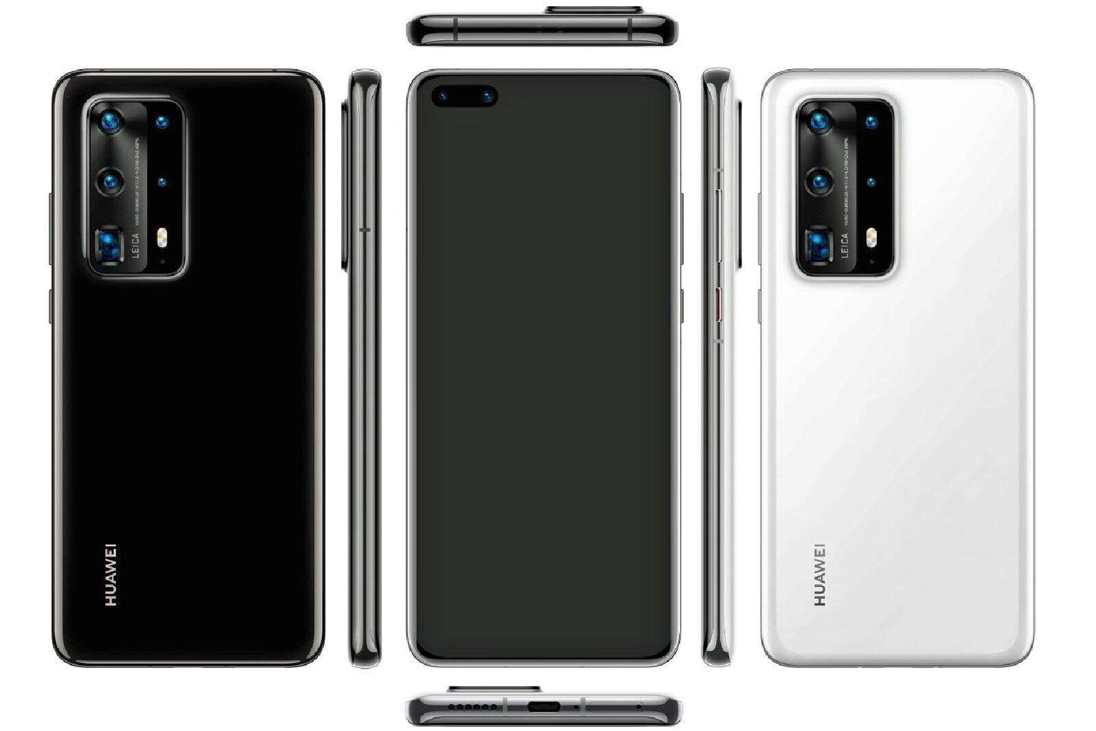 5G is all but confirmed for the Huawei P40 and P40 Pro