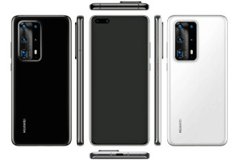 Huawei P40 Pro PE specs leak: huge battery, loads of cameras, 5G, much more