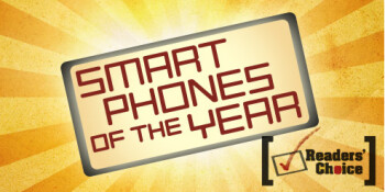 The BlackBerry Torch 9800 is Laptop Magazine reader's smartphone of 2010