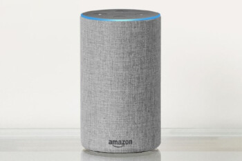 An Amazon Echo smart speaker could listen in to discussions that include confidential information - Working from home? Don't discuss sensitive information near this device