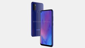 Samsung's next mid-range phone has three cameras, punch-hole display