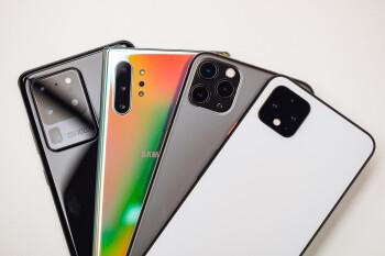Samsung Galaxy S20 Ultra vs iPhone 11 Pro Max vs Pixel 4 XL vs Note 10+ Camera Comparison