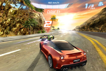 Asphalt 6: Adrenaline out on the App Store