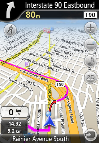 Navmii launches free navigation app with offline map data