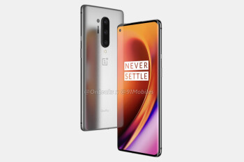 Every OnePlus 8 and OnePlus 8 Pro 5G spec has just leaked