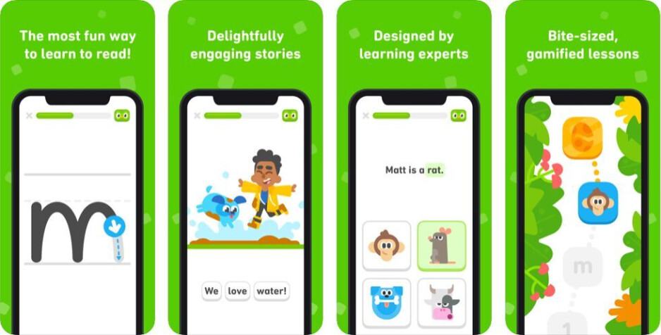 Duolingo ABC - Duolingo ABC helps kids stranded home learn to read and write