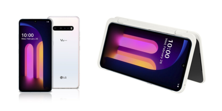 LG V60 ThinQ 5G launch date & pricing on AT&T, T-Mobile, Verizon announced