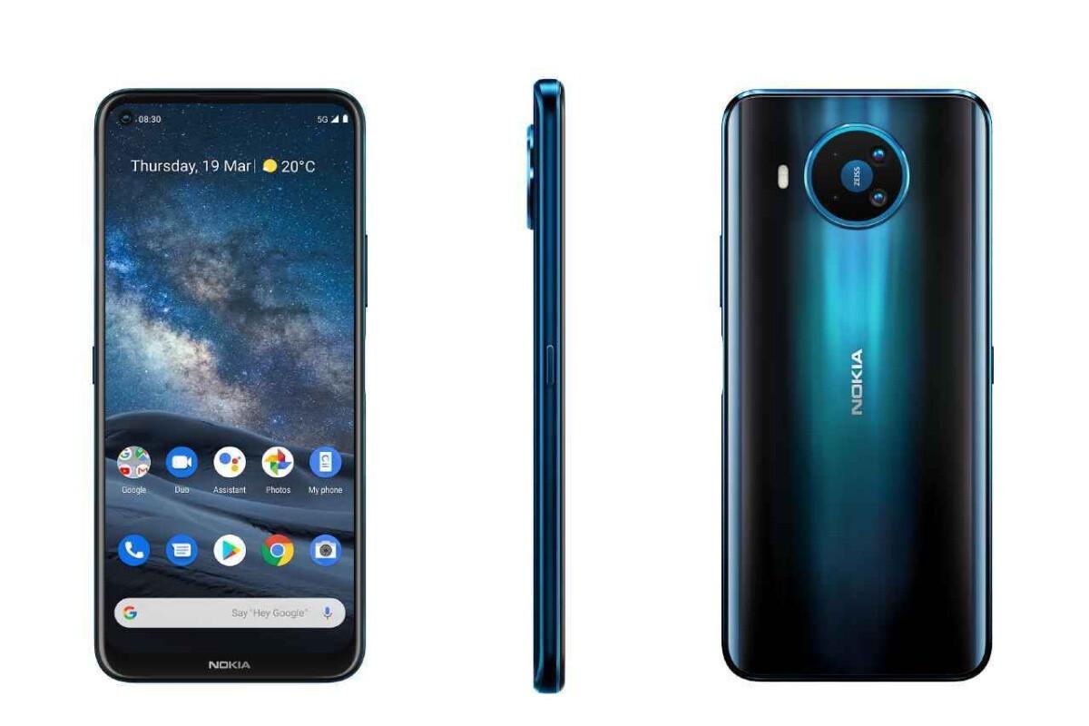 من غير المرجح أن تقوض LG هاتف Nokia 8.3 5G الميسور التكلفة للغاية - من المحتمل ألا يحدث LG G9 ThinQ بعد كل شيء