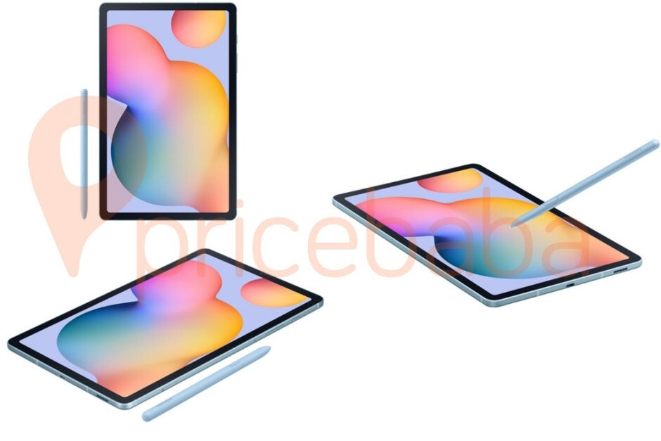 Amazon may have revealed the Samsung Galaxy Tab S6 Lite release date and price