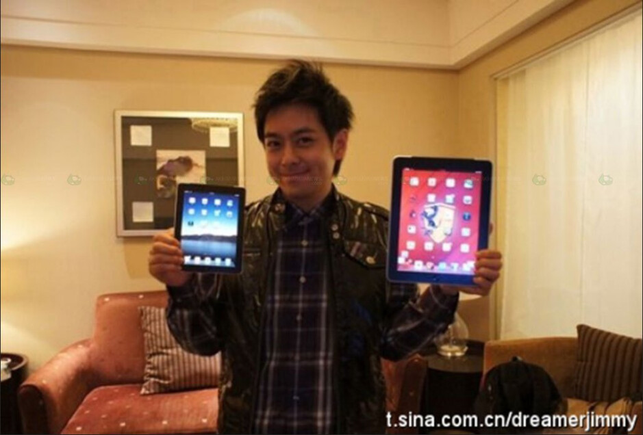 iPad mini shows up in Taiwan, could it be real?