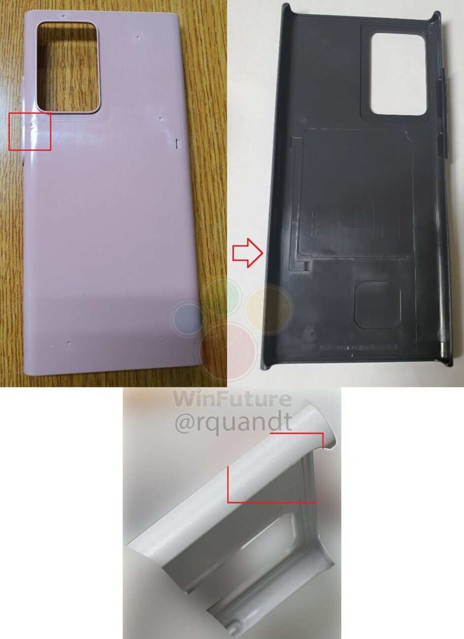 Latest Samsung Galaxy Note 20 leak reveals huge design clue