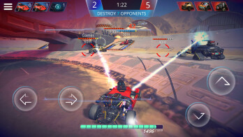 Top 10 games with BEST graphics for Android and iOS