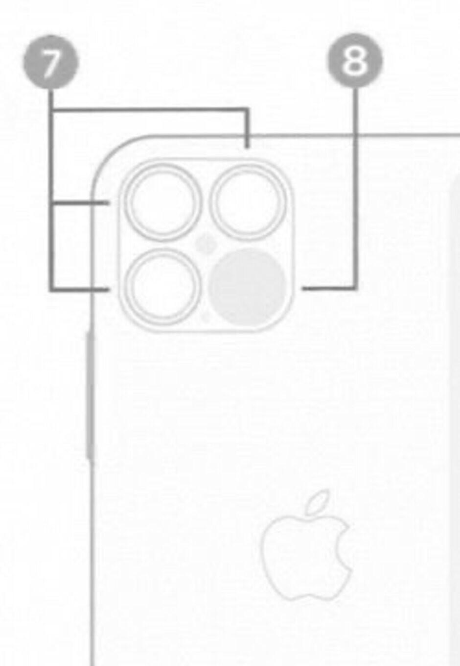 Major iPhone 12 Pro 5G leak reveals new camera design and LiDAR scanner