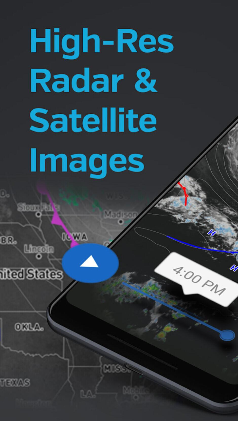 Weather Underground - Best Android apps