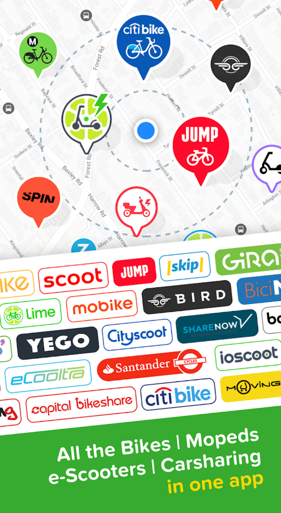 Citymapper - Best Android apps