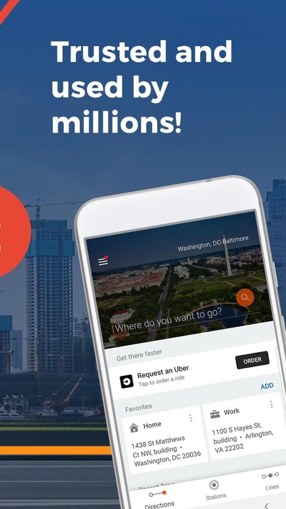 Moovit - Best Android apps