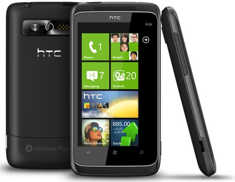 HTC Trophy - Looking forward to CES 2011