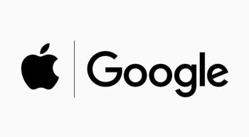 Here is a logo you don't see every day - COVID-19 makes strange bedfellows as Apple and Google team up for contact tracking system