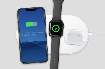 New AirPower concept render by Front Page Tech - Apple's AirPower could arrive later this year with a ridiculously high price