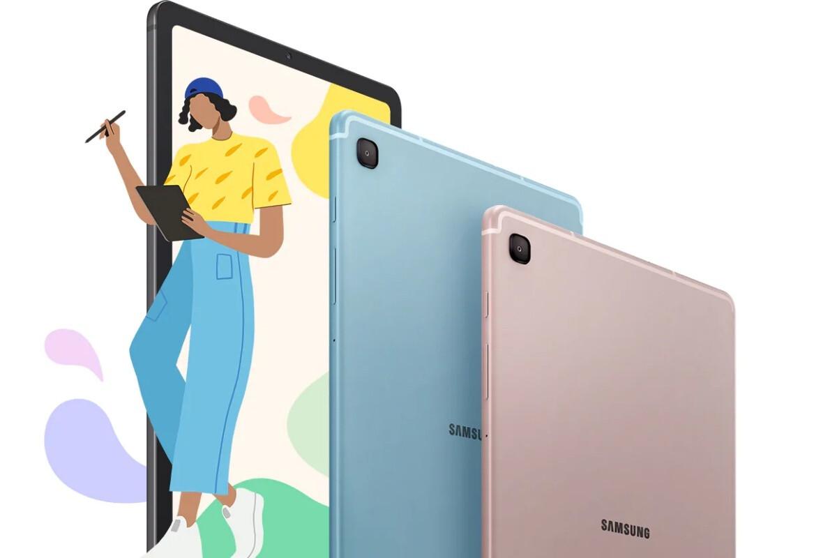"""سامسونج Galaxy أصبح Tab S6 Lite نوعًا ما رسميًا في النهاية """"data-id ="""" 358871"""