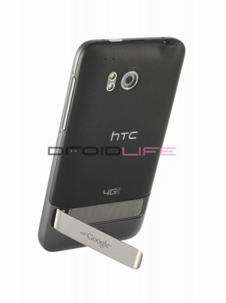HTC Thunderbolt pictured in all its glory