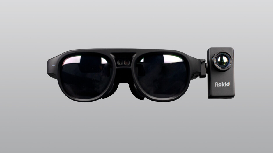 Rokid T1 Thermal Smart Glasses - COVID-19 detection smart glasses are coming to the US