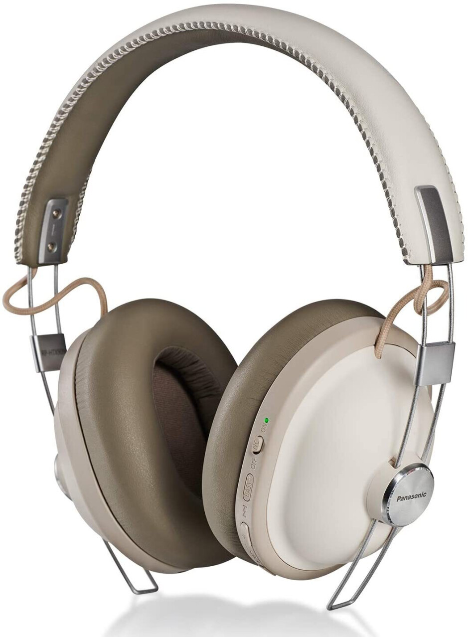 Panasonic RP-HTX90N-W - Customizable over-ear Apple headphones coming soon with swappable parts
