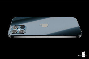 Apple iPhone 12 Pro concept render - The iPhone SE will be popular among iPhone 6 owners, but not in China