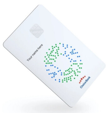 Leaked image of Google's debit card - Leaked images reveal that Google is cooking up a new debit card