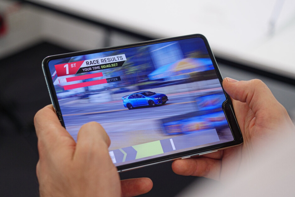 The gaming experience will be vastly improved at 120Hz - Full Samsung Galaxy Fold 2 display specs reveal a number of major upgrades