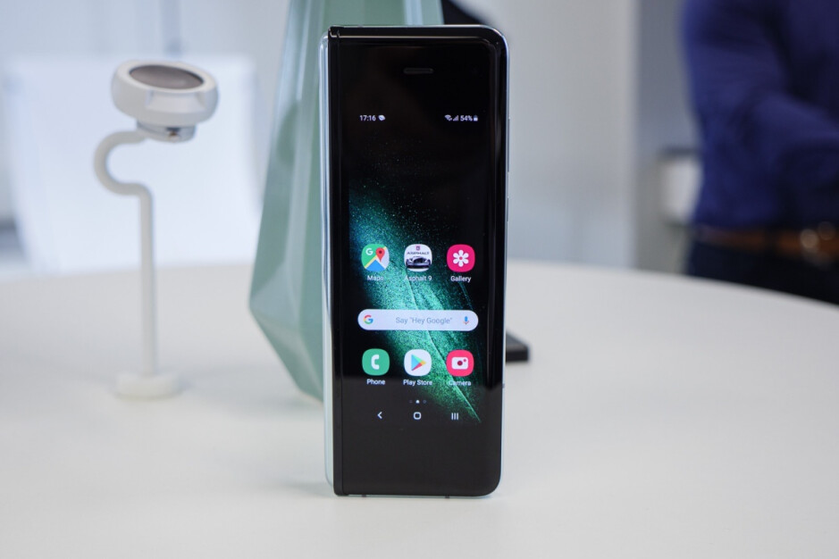 Bezels begone - Full Samsung Galaxy Fold 2 display specs reveal a number of major upgrades