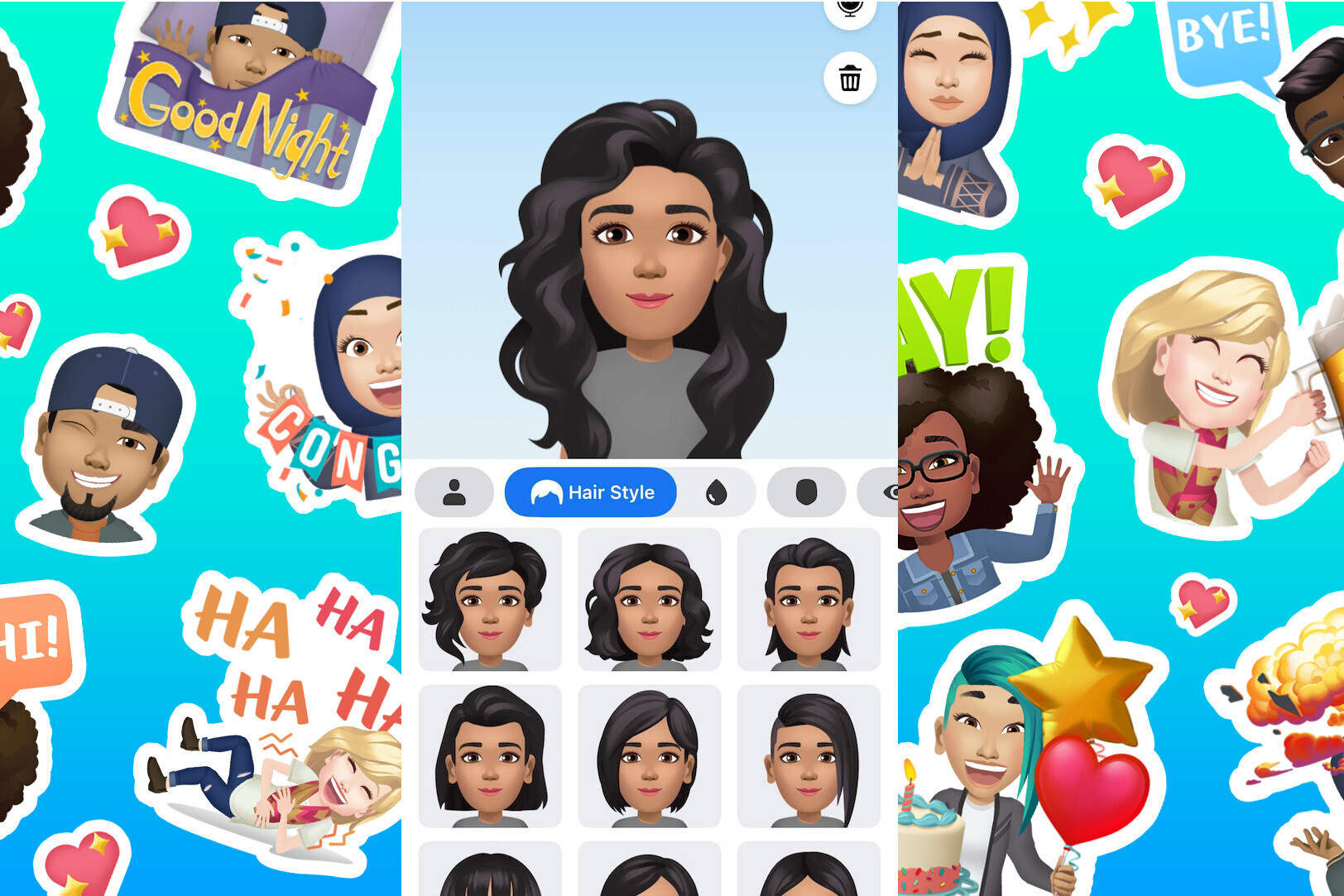 Facebook Avatars - Bit Snapchat Bitmoji'-like feature Facebook Avatar launched in Europe