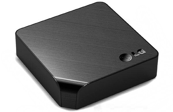 LG outs a set-top box for streaming media from your DLNA phone to your TV