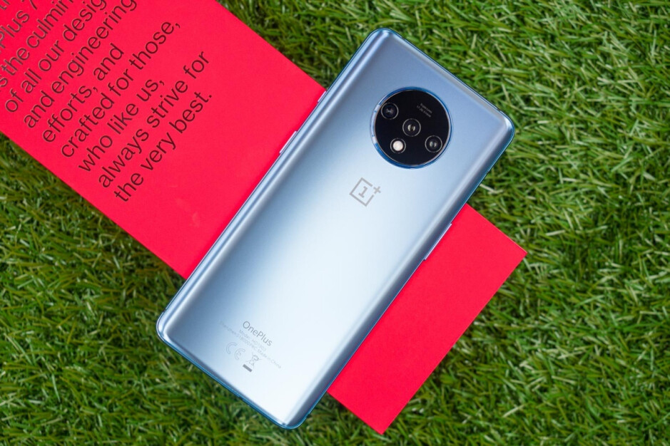 OnePlus 7T - Here's how you can get half off the OnePlus 8 5G at T-Mobile